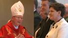 Biskup do Beaty Szydło Otrzymaliśmy panią jako dar od Boga