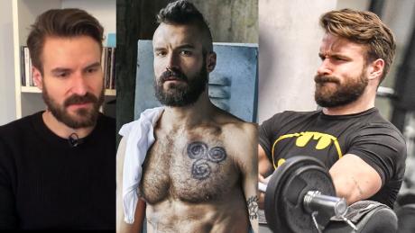 Fanki proponują seks Stramowskiemu Dostałem propozycje Fizyczność pomaga w byciu męskim