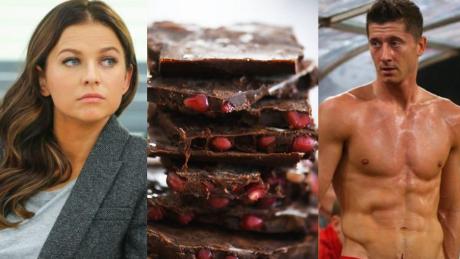 Nowa dieta Lewandowskiego je deser przed obiadem Co na to Ania