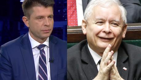 Petru Przywódcą tego puczu jest tak naprawdę Jarosław Kaczyński
