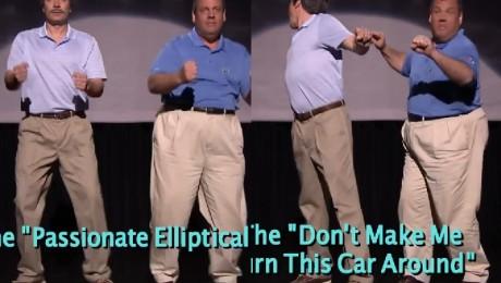 Ewolucja tańca tak tańczą ojcowie
