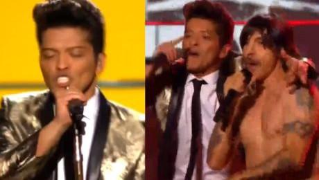 Bruno Mars i Red Hot Chilli Peppers na Super Bowl