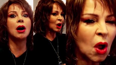 Izabela Trojanowska śpiewa w kawalerce