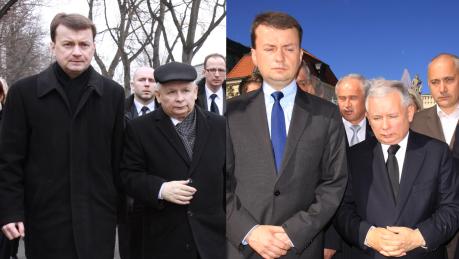 Jak polityczną karierę rozpoczynał Mariusz Błaszczak