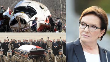W trumnie smoleńskiej znaleziono szczątki OŚMIU OSÓB Politycy Platformy przez lata kłamali