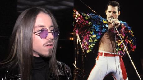 Szpak Freddie Mercury jest moim patronem Mamy wiele wspólnego