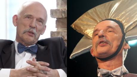 Korwin Mikke o homoseksualistach Lepsze małżeństwo z SZYMPANSICĄ