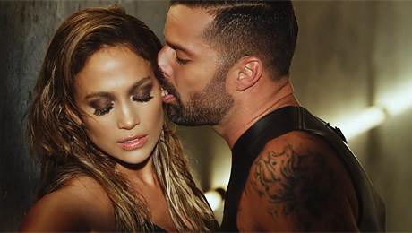 NOWY TELEDYSK Jennifer Lopez i Ricky ego Martina