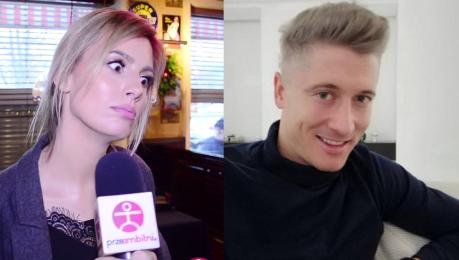 Hyży o fryzurze Lewandowskiego Nie chce mi się wierzyć żeby reklamował farbę do włosów Może szampon