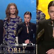 """Kobiecy apel Kuleszy, Kuny i Buzek podczas Orłów 2017. """"Wszystkie trzy jesteśmy ambitne i mamy nerwicę!"""""""