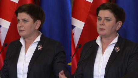 Beata Szydło do Polonii Wracajcie Polska przyjmie was z otwartymi ramionami