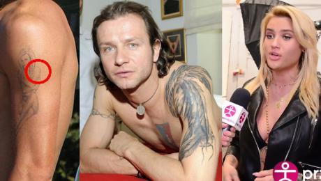Gilon kpi z tatuaży Majdana Jak się tatuuje portrety partnerów to potem są cyrki i usuwanie