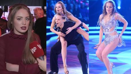 Dziewczyna Zdrójkowskiego chce schudnąć w TzG W tańcu wyszczupla się sylwetka