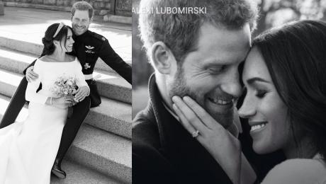 Lubomirski zdradza kulisy ślubnej sesji Opadła między jego nogi Śmiali się i żartowali jacy są zmęczeni