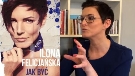 Felicjańska chwali się książką Jestem dumna Terapeuci dają ją pacjentom