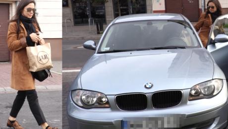 Rusin przesiadła się z Jaguara do BMW