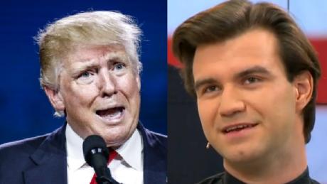 Rafał Masny z Abstrachujów Protesty przeciwko Donaldowi Trumpowi są bezzasadne