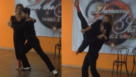 Mamy wideo z próby Kasprzyk i Klimenta