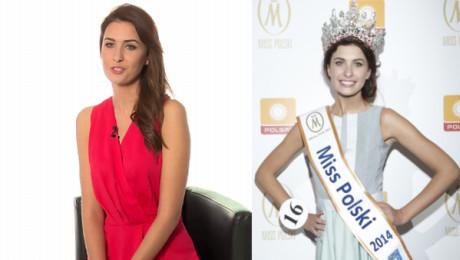 Miss Polski o zwycięstwie Ludzie płakali przed telewizorami