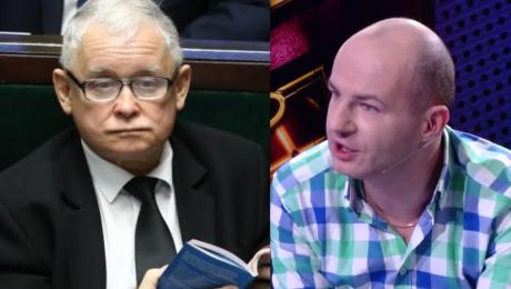 Wróżbita Maciej układa tarota politykom Kaczyński jest zmęczony Widać chęć wybycia z polityki
