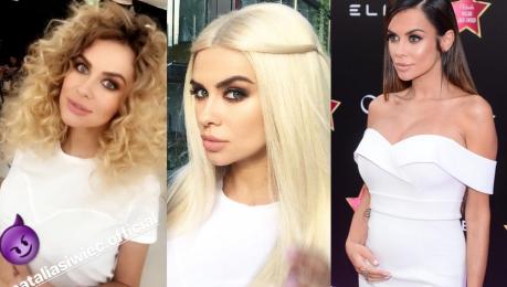 Dlaczego Siwiec nosi perukę Nie chce ryzykować Unika farb do włosów szkodliwych dla dziecka