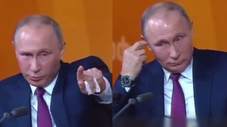 Putin o katastrofie smoleńskiej Ciągle ten sam bełkot mamy dość tych bzdur SZUKAJCIE U SIEBIE
