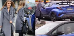 Kaczorowska ma nowy samochód Za 131 TYSIĘCY ZŁOTYCH