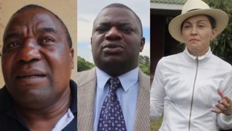 Malawijczycy o adopcji bliźniąt przez Madonnę Śmiechu warte Co na tym zyskamy jako naród