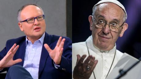 Prawicowy publicysta twierdzi że mniej wiernych w kościołach to efekt Franciszka Przyciąga mniej ludzi