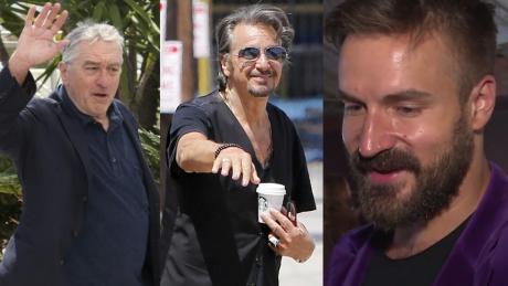 Stramowski dalej w sferze marzeń Chciałbym zagrać z Alem Pacino i Robertem De Niro