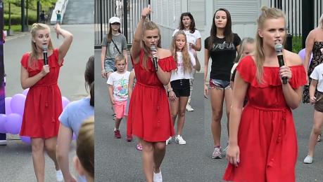 Kaczorowska promuje swoją szkołę tańca Tak walczy by wychować nowe pokolenie tancerzy
