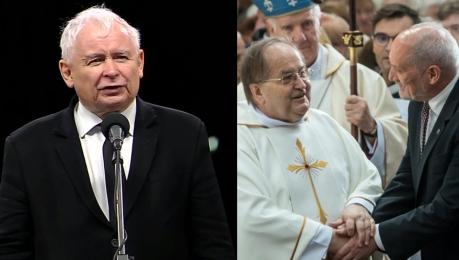 Kaczyński dziękuje ojcu Rydzykowi… za walkę o prawdę smoleńską Bez niego i Radia Maryja to by się nie udało
