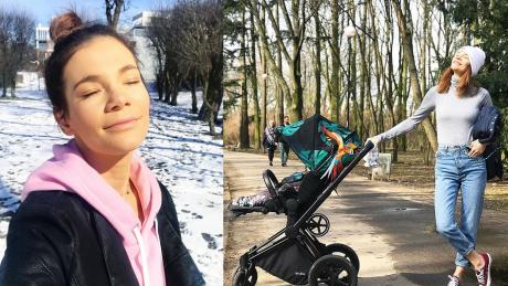 Maja Bohosiewicz zniechęca do macierzyństwa Najbardziej zarobiona matka w Polsce