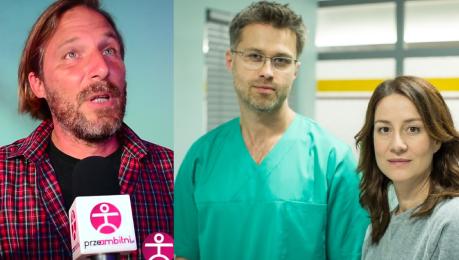Reżyser Diagnozy Miałem niewielki wpływ na obsadę serialu