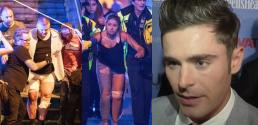 Zac Efron o zamachu w Manchesterze To co tam się stało jest druzgoczące