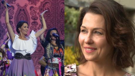 Anna Popek Polscy Romowie mówią o mnie nasza biała siostra