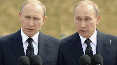 Ptak narobił na Putina