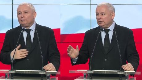 """Kaczyński o wezwaniu Tuska do prokuratury To nie ma nic wspólnego z moją osobą Mogę przysiąc NA KAŻDĄ ŚWIĘTOŚĆ """""""