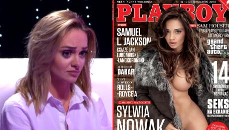 Sylwia Nowak o sesji w Playboyu Myślałam że to fajne Widziałam na okładce Edytę Górniak