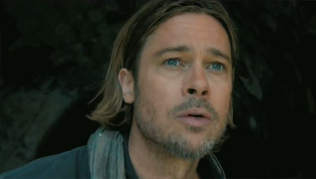 Brad Pitt walczy z ZOMBIE
