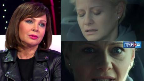 Trojanowska Małgosia Kożuchowska chciała odejść z serialu ja nie chcę odchodzić z Klanu