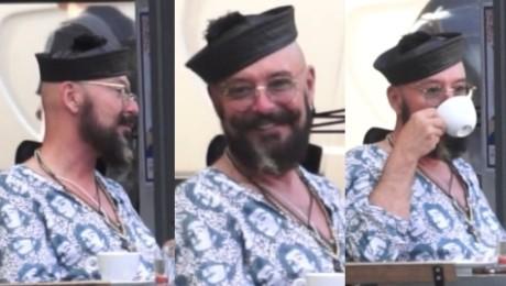 Dziwna czapka Tomka Jacykowa