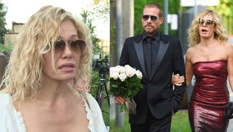 Żona Hollywood walczy o naturalnych mężczyzn Zmarszczki dodają im męskości