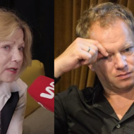 """Mama Macieja Stuhra: """"Wspieram syna psychicznie. Rozmawia się o wyborach!"""""""
