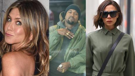 Ranking najlepiej ubranych gwiazd Aniston Kanye West czy Beckham