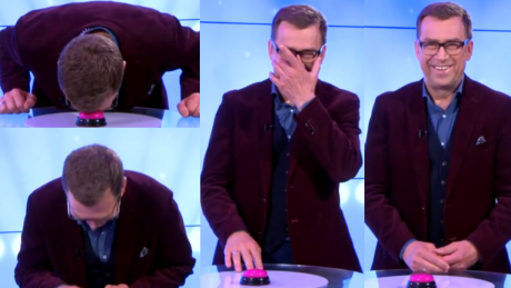Atak śmiechu Orłosia w Pudelek Show CO GO TAK ROZBAWIŁO