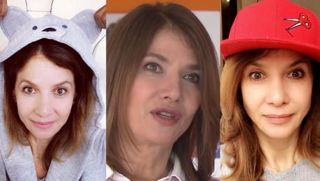 Grażyna Wolszczak Nikt nie wymaga od aktorki żeby miała poważne przemyślenia