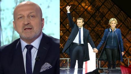 Kazimierz Marcinkiewicz Zwycięstwo Emmanuela Macrona jest bardzo ważne dla Polski