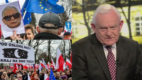 Leszek Miller broni Prawa i Sprawiedliwości W Polsce nie ma żadnego zamachu stanu