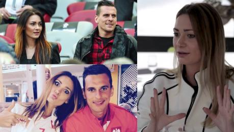 Jessica Ziółek dopiero w trakcie meczu… odkryła że Milik jest piłkarzem Powiedział tylko że lubi piłkę